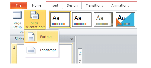 Configuração para fazer um ebook